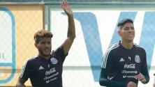 Jonathan Dos Santos cree en la capacidad de los nuevos jugadores de la Selección Mexicana