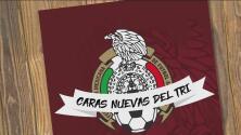 Nueve caras nuevas en la Selección Mexicana se verán en los partidos contra Uruguay y Estados Unidos