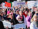 Más mujeres candidatas y votando: los dos sismos que amenazan a los republicanos en noviembre