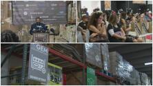 Organizaciones brindan ayuda a afectados y familias de las víctimas del derrumbe de edificio en Surfside