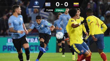 Gol anulado de Luis Suárez evita triunfo de Uruguay ante Colombia