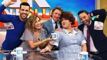Publicidad en las axilas: al Chef Yisus, Karla Martínez y Erick Cuesta les llegaron al precio