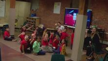 Univision 34 compartió una tarde con decenas de niños como parte de la iniciativa 'Unidos por los Nuestros'