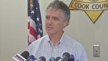 Este jueves fue presentada otra demanda en contra del alguacil del condado de Cook