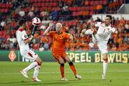 Con doblete de Memphis Depay, gol de Geroginio Wijnaldum y gol de Cody Gakpo, Holanda pasa por encima de Montenegro y golean 4-0 en casa.