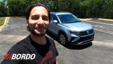 5 Minutos A Bordo del Volkswagen Taos 2022 | Univision A Bordo