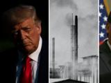 El fiscal Xavier Becerra critica que Trump debilite la ley ambiental (NEPA)