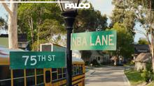 'NBA Lane', el corto que celebra la historia del basquetbol