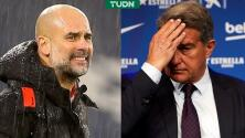"""Mensajes contra Guardiola y Laporta fueron """"porque atacaban al Barça"""""""