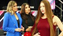 Ale Espinoza y Aleyda Ortiz creen que Fabién Laurencio madurará cuando corte su larga cabellera