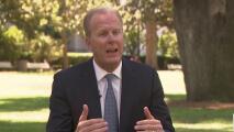 Cara a cara con el candidato el aspirante a gobernador Kevin Faulconer