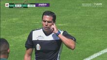 ¡Arruina el penalti! Señalan falta sobre Yairo y el VAR fuera de lugar