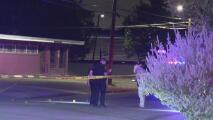 Ataque a tiros la madrugada de este jueves en la calle Salinas deja a dos hombres heridos de bala