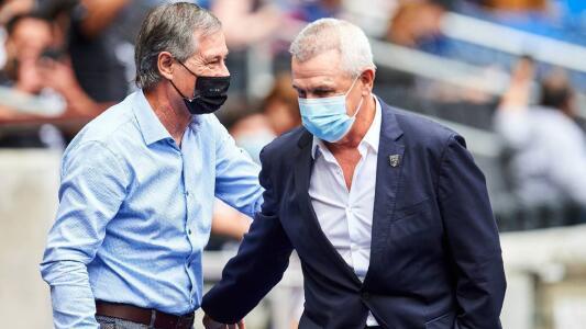 Javier Aguirre lamentó falta de intensidad y compromiso de su equipo