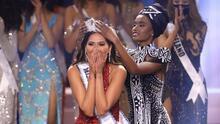 """""""Es un derroche de sentimientos"""": madre de la mexicana Andrea Meza, la nueva Miss Universo"""
