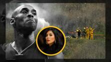 """""""No quiero mirar esto"""": Salen a la luz nuevos detalles del accidente de Kobe Bryant y su viuda prepara demanda"""