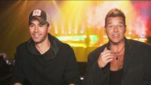 Enrique Iglesias y Ricky Martin arrancan su gira de conciertos luego de más de un año de posponerla