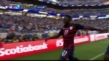 Goooolll!! Jozy Altidore mete el balón y marca para USA