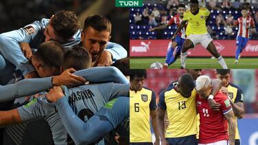 Paraguay y Ecuador cedieron empates en casa; Uruguay goleó