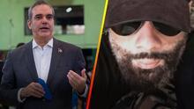 """Admitió pertenecer a un grupo de ideas conspirativas"": Arrestan a hombre que amenazó de muerte al presidente de República Dominicana"