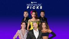 Bring up the heat y súbele el volumen a lo nuevo de Anitta, Tini, Pedro Capó, Natalia Jiménez y Banda MS