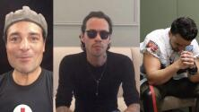Luis Fonsi, Marc Anthony, Chayanne y otros artistas redoblan esfuerzos para ayudar a Puerto Rico