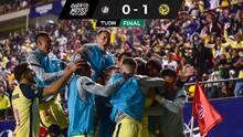 Con un gol 'Maradoniano' de Roger, América rescata agónico triunfo