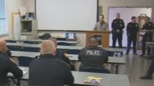 Capacitan a agencias del orden en San Antonio para un mejor manejo de amenazas y llamadas de emergencia