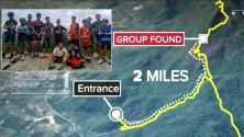 Podría tardar meses rescatar a los niños integrantes de un equipo de fútbol tailandés atrapados en una cueva
