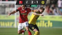 El Borussia Dortmund es sorprendido en la Bundesliga
