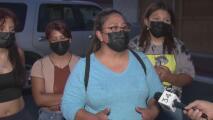 Vendedora de tacos y sus tres hijas denuncian que cinco clientes las golpearon y robaron en San Bernardino