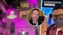 """""""La plática se estaba poniendo muy interesante"""": Raúl Brindis habla de cómo la pasó en la reunión con Marco Antonio Solís"""