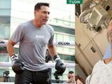 Oscar de la Hoya hospitalizado tras contagiarse de Covid-19