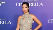 Camila Cabello se anota un logro más en su carrera al convertirse en la primera 'Cinderella' latina