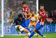 Atlético de Madrid y Porto empatan en duelo de mexicanos