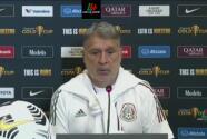'Tata' Martino cree que su Tri deberá emplearse a fondo para ganar Copa Oro