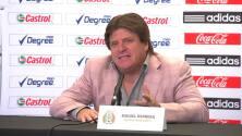 'Piojo' Herrera dio primeros convocados
