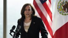 ¿Cómo reaccionaron los demócratas y los republicanos al viaje de Kamala Harris a la frontera?