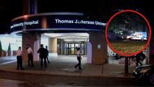 Hombre acusado de disparar en el Hospital de la Universidad de Jefferson, declarado no apto para ser juzgado