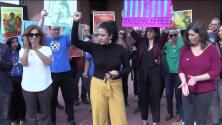 Juez de Arizona aprueba la deportación de la activista Alejandra Pablos
