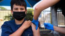 Alimentación saludable, ejercicio y vacunación, claves para prevenir los contagios por covid-19 en menores