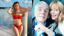 📸 Frida Sofía desmiente estar dispuesta a retirar la denuncia contra su mamá y abuelo, a cambio de millonario acuerdo