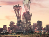 Telosa: la ciudad que busca alzarse desde cero en el desierto de EEUU