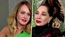 Gaby Spanic vivirá un polémico romance y Susana Dosamantes será una madre conservadora en 'Si Nos Dejan'