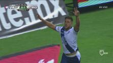 Cavallini empató 1-1 para Puebla sobre Cruz Azul