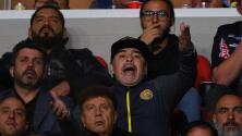 ¡Medio Enredados! Así resultó la final del fútbol de ascenso para Diego Maradona