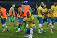 ¡Realidad opuestas! Brasil por el invicto y Ecuador por su primer triunfo