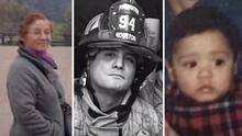 """""""Por primera vez me llamó hijo"""": bombero habla con su madre tras descubrir que fue adoptado de forma ilegal"""