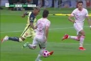 ¡Ya probaron a Lajud! Roger Martínez avisa con un cañonazo ante Santos