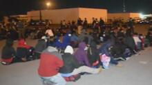 Hacinados y con poco oxígeno: Encuentran a 652 migrantes que intentaban ingresar a EEUU en camiones